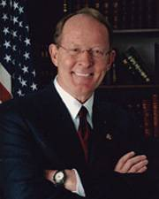 U.S. Sen. Lamar Alexander (Photo: Courtesy U.S. Senate Historical Office)