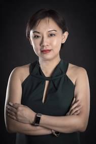 Magdalene Chew - President of WISTA Singapore (Photo: WISTA)