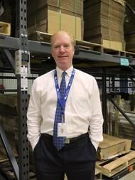 Bob E. Mallory (Photo: Mallory Alexander International Logistics)
