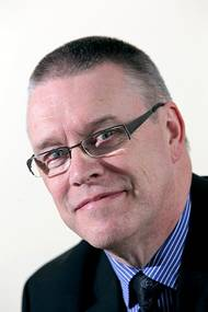 Neal Mernock, P&O Ferries Sector Director Irish Sea