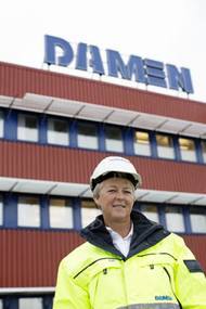 Monica Svenner, Damen Shiprepair Götaverken