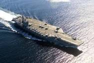 USS Nimitz: Photo credit Wiki CCL