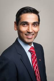 Nitin Mathur, MD of Wallem Group Singapore (Photo: Wallem)