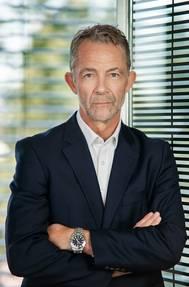 Mark O'Neil, CEO - Columbia Shipmanagement (Photo: Columbia Shipmanagement)