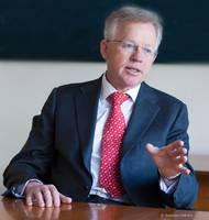 Paddy Rogers, CEO of Euronav NV (Credit / Copyright: Susanne Habuka)