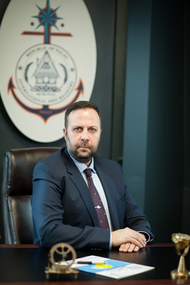 Panos Kirnidis BEng, MSc CEO PISR (Photo: PISR)