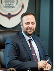 Panos Kirnidis BEng, MSc - CEO of PISR  (Photo: PISR)