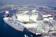 Photo: Port of Los Angeles
