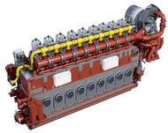 MaK M 34 DF (Photo: Caterpillar Marine Power Systems)