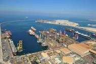 (Photo Courtesy Drydocks World)