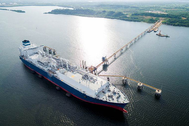 Photo courtesy of Hoegh LNG