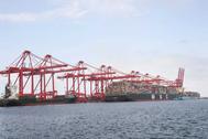 Photo courtesy of Sri Lanka Port Authority