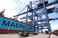 Photo credit Maersk