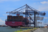 Photo: GCT Global Container Terminals Inc