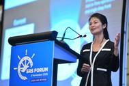 MPA CE@ Ms Quah Ley Hoon. Photo: Maritime and Port Authority of Singapore (MPA)