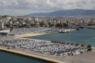 Photo: Piraeus Port