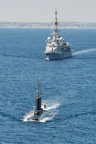Photo: Public Affairs Office, NATO Shipping Centre