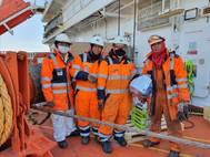 (Photo: Wilhelmsen Ship Management)
