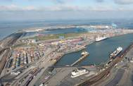 File photo: Port of Zeebrugge