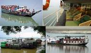Photos:  Inland Water Transport, Govt. of Assam