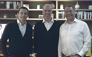 Pictured above (l-r) Christian Haunso, Co-Founder and Chair, The Marcura Group Simon Francis, Founder and CEO, G-Ports & Falmor Jens Lorens Poulsen, Co-Founder and CEO, The Marcura Group (Photo: The Marcura Group)