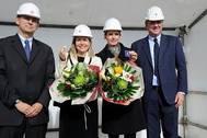 MSC Preziosa Ceremony: Photo credit MSC