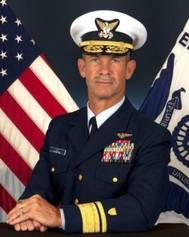 Rear-Adm. Charles W. Ray: USCG photo