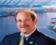 Richard D. Steinke,  Executive Director, Port of Long Beach
