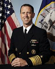 Adm. John M. Richardson (U.S. Navy photo)