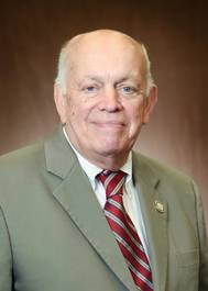 Robert R. Barkerding, Jr. (Photo: Port of New Orleans)