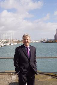 Rodney Lunn (Photo: Shoreham Port)