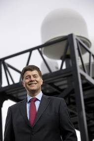 Ronald Spithout, Inmarsat Maritime President (Photo: Inmarsat)