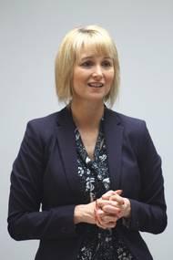 Sandra Welch (Photo: Sailors' Society)