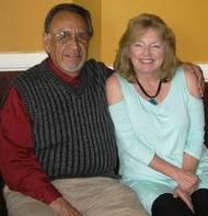 Santiago Talamantes and Rita Artist (Photo: Port of Redwood City)