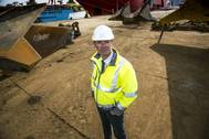Nik Scott-Gray, chief executive at Montrose Port Authority (Photo: Montrose Port Authority)