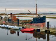 The Scottish Maritime Museum has raised £39,835 for essential repairs to MV Kyles, the world's oldest floating Clyde-built vessel, through a Crowdfunder campaign, more than double the original £15,000 target. Photo Courtesy Scottish Maritime Museum