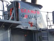 MV Seaman Guard Ohio: Photo courtesy of Advanfort