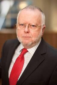 ICS Secretary General, Peter Hinchliffe Photo ISC