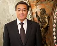 IMO Secretary General Koji Sekimizu