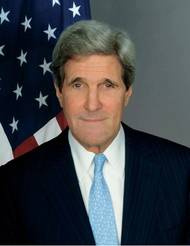 Secretary of State John Kerry (Source: U.S. Department of State).