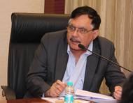 Arun Sharma, Chairman and Managing Director of IRClass Photo courtesy IRS