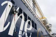 Shore Power Supply / Foto:  Port of Kiel