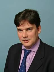 Simon Bennett (Photo: ICS)
