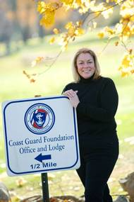 Susan Ludwig (Photo: Coast Guard Foundation)