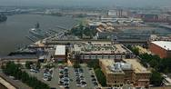 An undated file photo of an aerial view of the Washington Navy Yard. (U.S. Navy photo/Released)