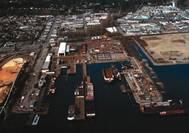 Vancouver Shipyards: Photo credit Vancouver Shipyards Inc.