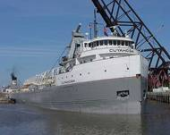 Bulk vessel Cuyahoga (Photo: Rand Logistics)