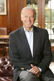 U.S. Vice-President Joe Biden: Official photograph CCL