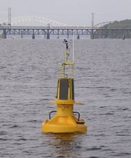 AXYS Watchkeeper Buoy: Photo courtesy of AXYS