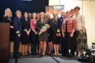 WISTA Leadership at CMA.